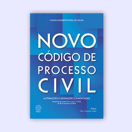Livro: Novo Código de Processo Civil