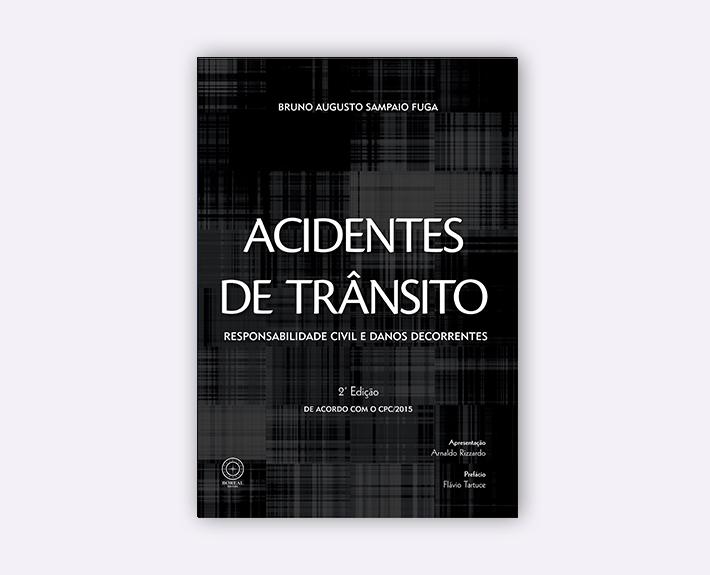 Livro: Acidentes de trânsito