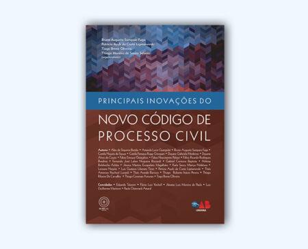 Livro: Principais Inovações do Novo Código de Processo Civil